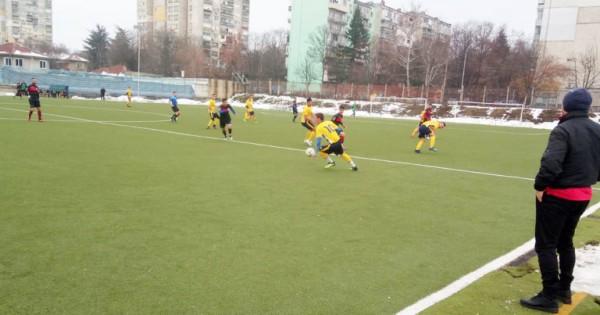 Локомотив (Русе) се поздрави с победа 2:0 срещу Волов (Шумен)