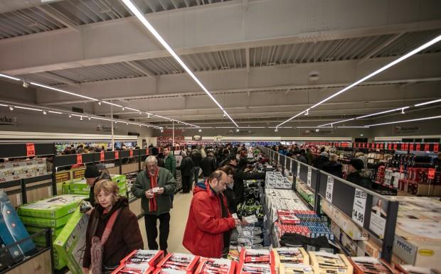 Най-новият и модерен магазин на Lidl във Варна отвори врати