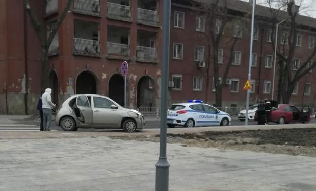 Катастрофа стана днес следобед на булевард