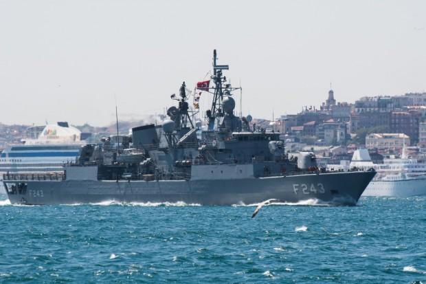 Турция създава нова военноморска база на източното крайбрежия на Черно