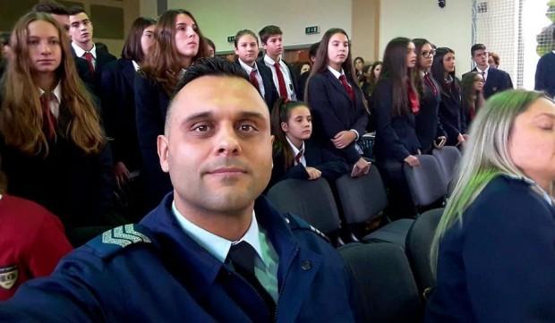 Стойчо Яковски, полицаят, който неотдавна в Пловдив спаси живота на