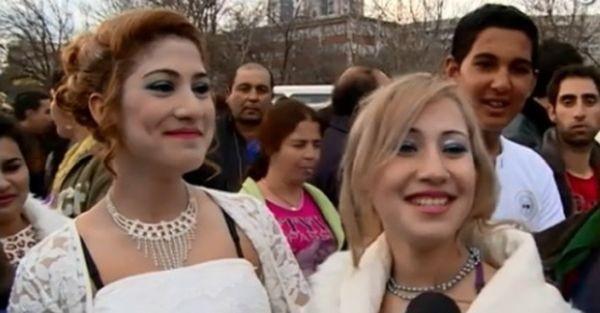 Схема за сключване на бракове между българки и мъже от