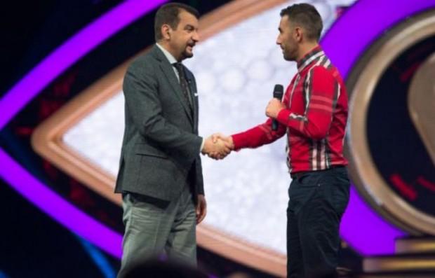 Бившият футболист Стойко Сакалиев напусна къщата на Big Brother на