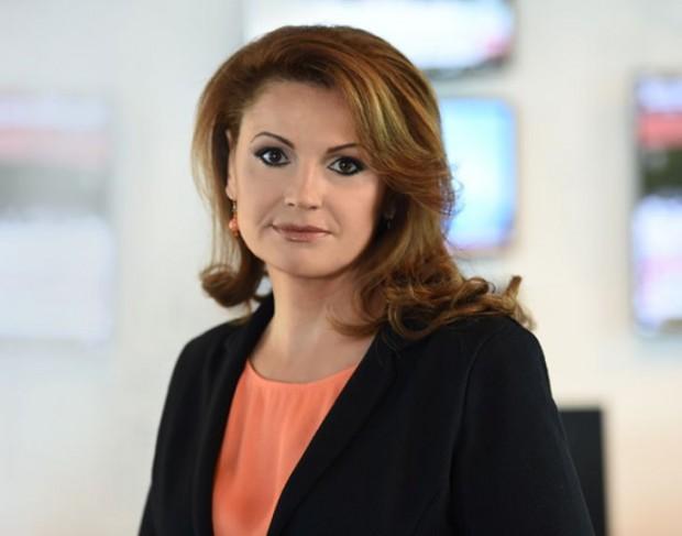 Ани Салич се е устремила към политическа кариера. Водещата на