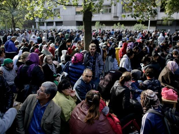 В германския град Аугсбург петима мигранти от Афганистан са изнасилили