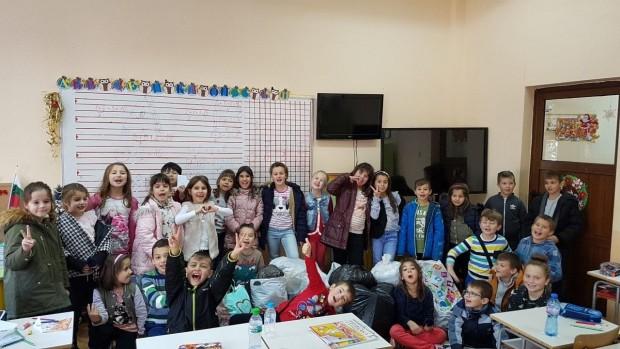 Учениците от 1