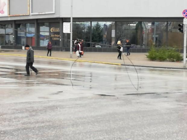Вече е затворена и ул. Шипка от бул.