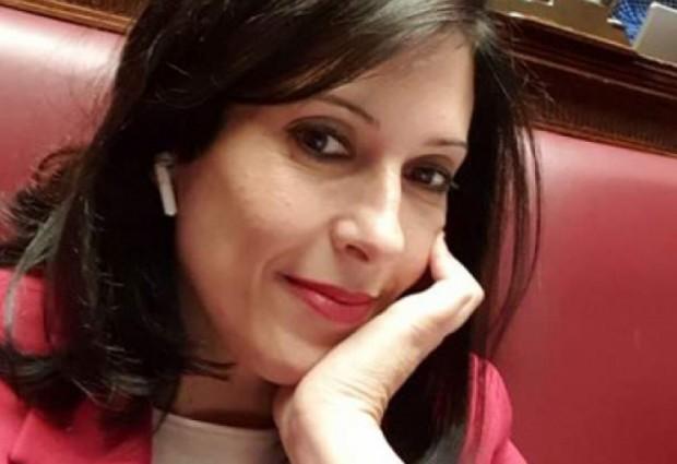 Италианската депутатка Мара Лапия от Движение