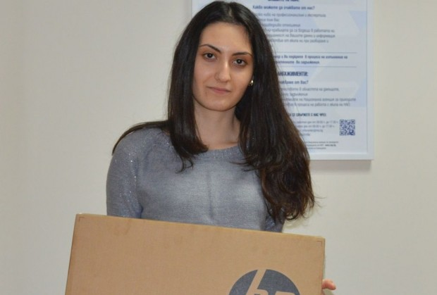 Теодора Александрова от Пловдив е последният седмичен победител във второто