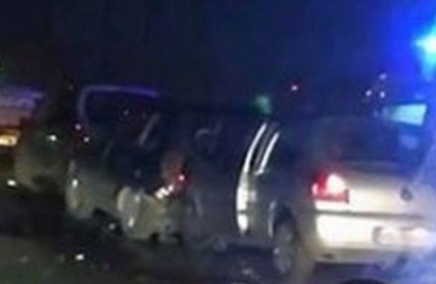 Пиян и неправоспособен шофьор предизвика верижна катастрофа снощи в Пловдив.