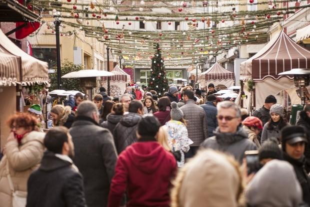 От 21 до 25 декември Пловдив се нарежда до най-бляскавите