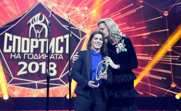 Снимка: Ето кои са най-добрите спортисти на България за 2018 година
