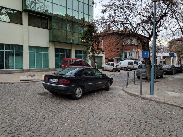 За изключително голяма нередност сигнализира читател на Plovdiv24.bg: