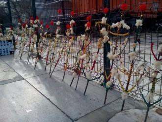 Снимка: Сурвачките - символ на Новата година