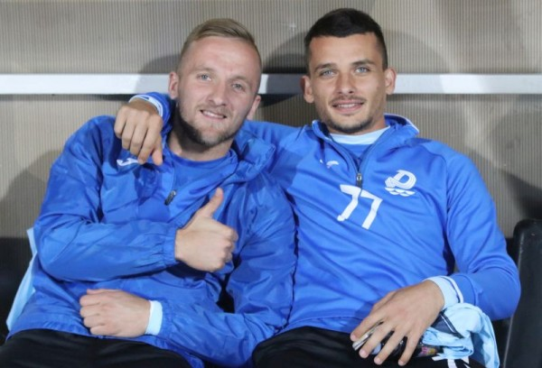 Доскорошният футболист на Дунав Бранимир Костадинов е близо до трансфер