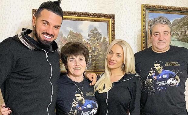 Снимка: Родителите на Благо не понасят Златка?
