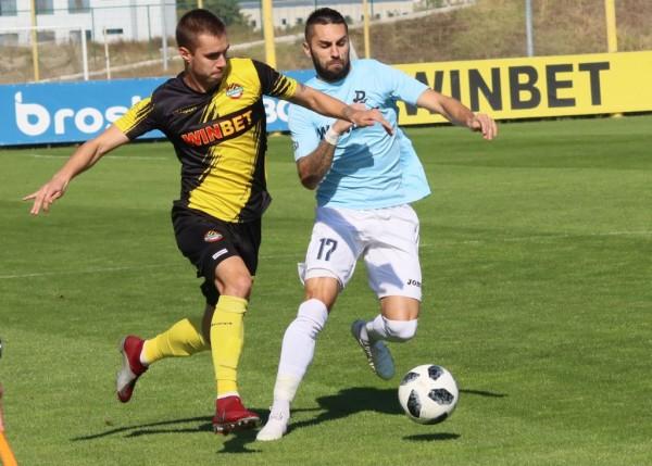Иван Коконов вече не е футболист на Дунав. След 6