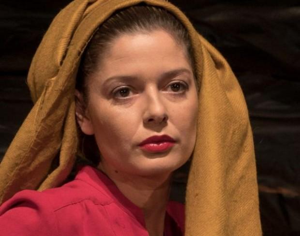 Снимка: След смъртта на Ласкин Алекс Сърчаджиева изигра най-трудното представление в живота си