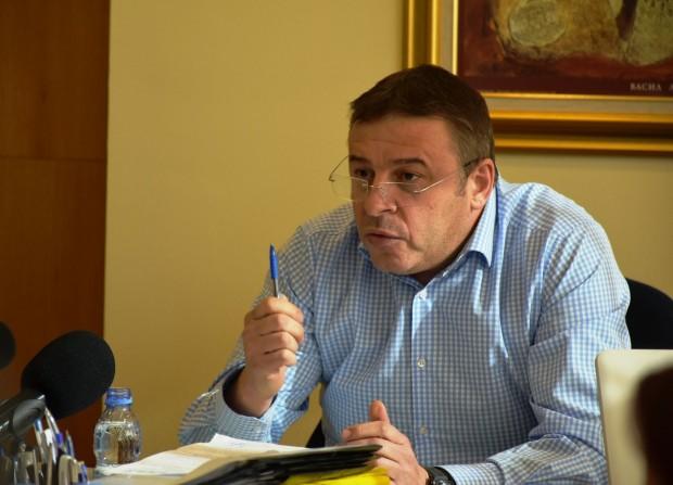 Снимка: Системата за видеонаблюдение в Благоевград ще е готова до 6 месеца
