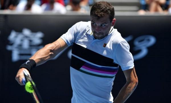 Григор Димитровзаписа втора победа на Откритото първенство по тенис на