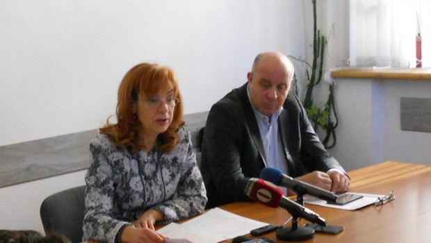 На пресконференция по повод започналата данъчна кампания, от териториалната дирекция
