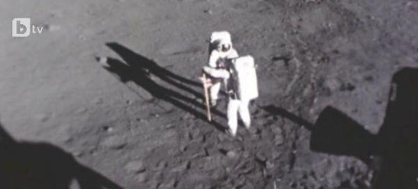Кацнал ли е човек на Луната или историята е фалшифицирана?
