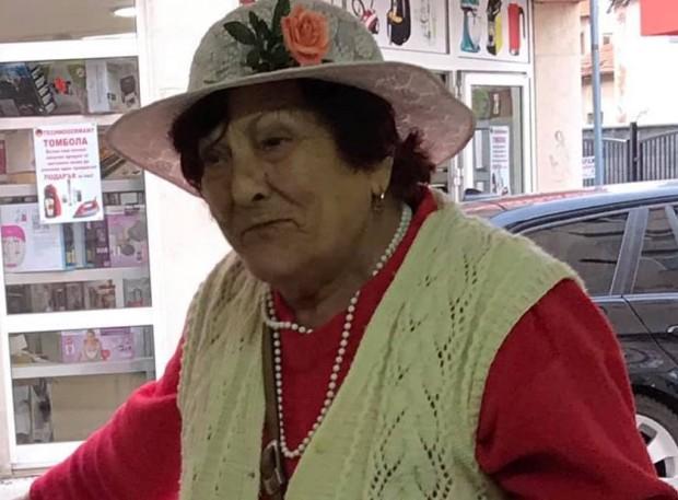 85-годишна пловдивчанка е изчезнала вчера, 17 януари, научи Plovdiv24.bg. Тя