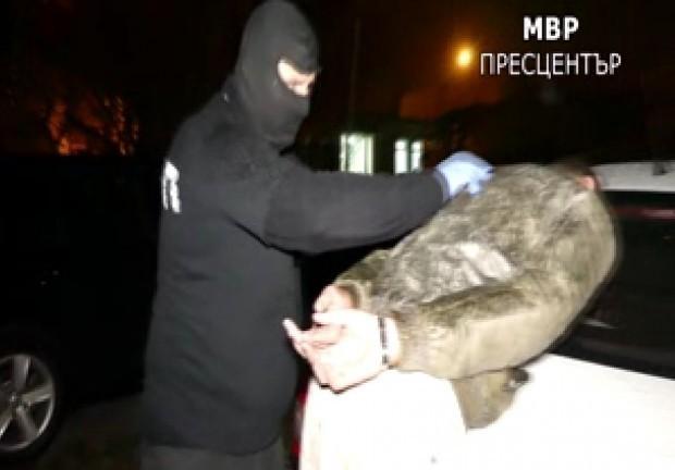Деветима са били заловени при специализирани полицейски операции срещу употребата