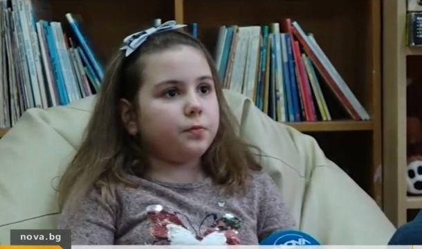 Илияна от Силистра е най-четящото дете. Тя прочете цели 111