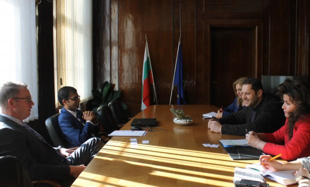 Германска компания планира нова инвестиция в IT сектора на България.