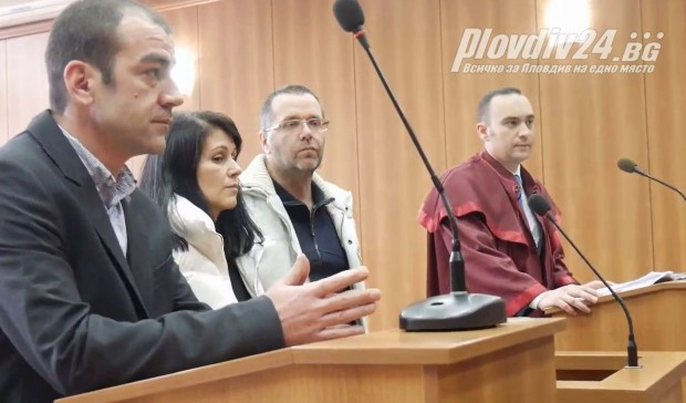 Окръжен съд Пловдив в момента гледа искането на Окръжна прокуратура