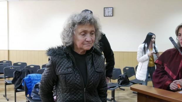 ПрокурорДжубелиева поиска задържане под стража спрямо Веска Хаджиева заради убийството