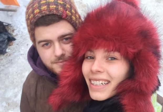 Фейсбук виж галерията Младият готвач Васил е убил приятелката си Калина