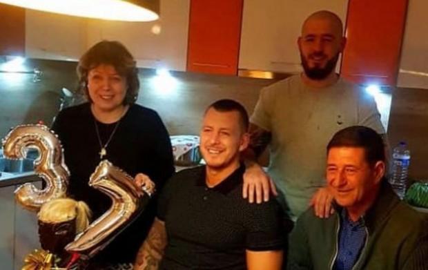 Вчера стана ясно, че реалити звездата Борислав Борисов, познат още