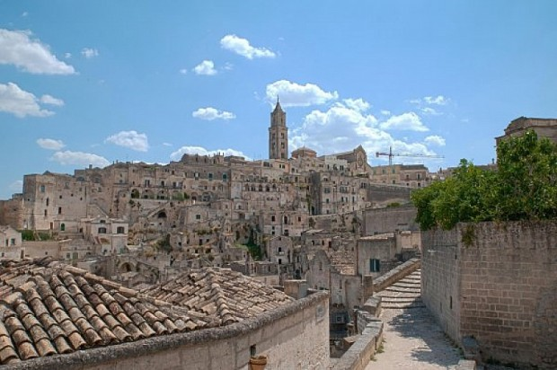 Южният италиански град Матера днес става официално европейска столица на