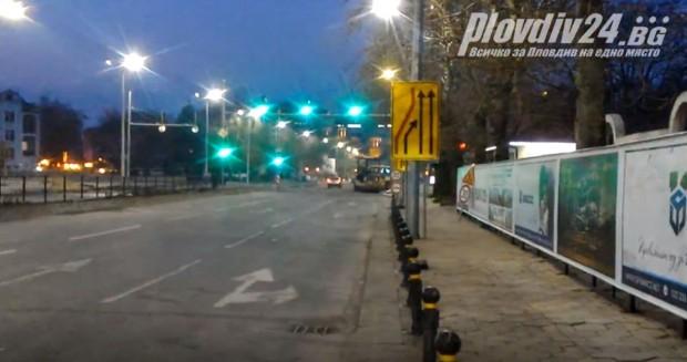 От общинската администрация анонсираха, че пускането на булевард