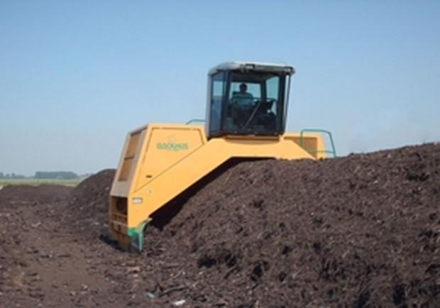 Снимка: Изграждат компостираща инсталация за биоразградими отпадъци край Кричим