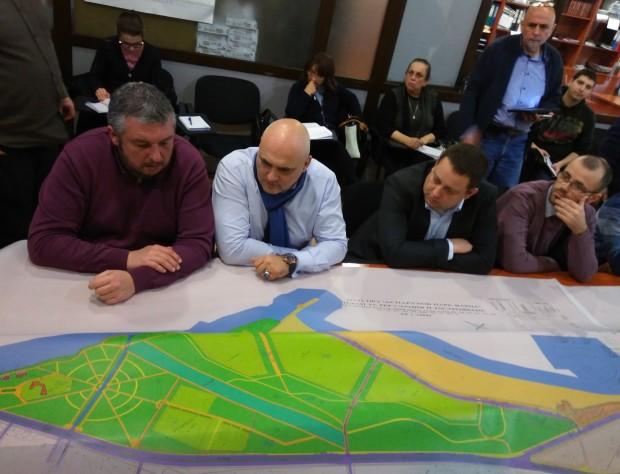 Снимка: Одобриха Подробния устройствен план на Аспарухов парк