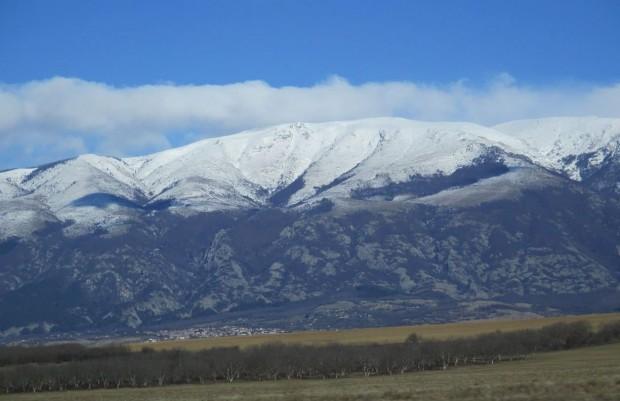 <div Вчера високо в Стара планина са били намерени костите