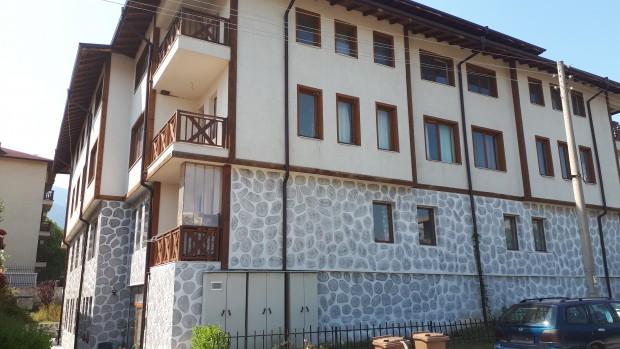 Три апартамента в гр. Банско с площ 31,50 кв. м.,