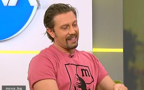 Любимият български актьор Калин Врачански гостував