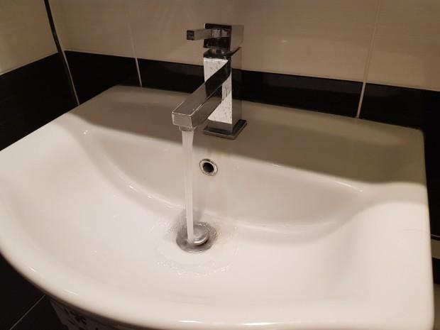 Предупреждението е след спирането на водата вчера в района поради