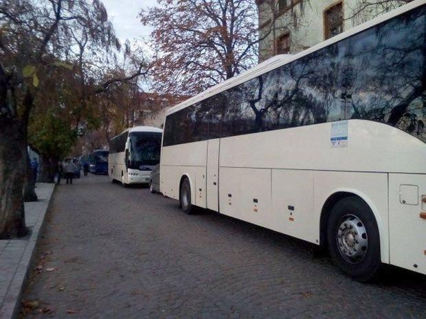 Читателка се свърза с Plovdiv24.bg, за да благодари на превозвач.