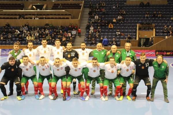 Снимка: България с драматична победа над Естония в световна квалификация