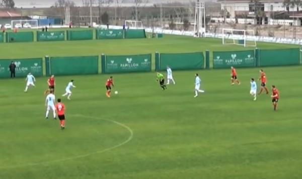 Снимка: Видео: Руснаци отказаха да доиграят мач с Дунав
