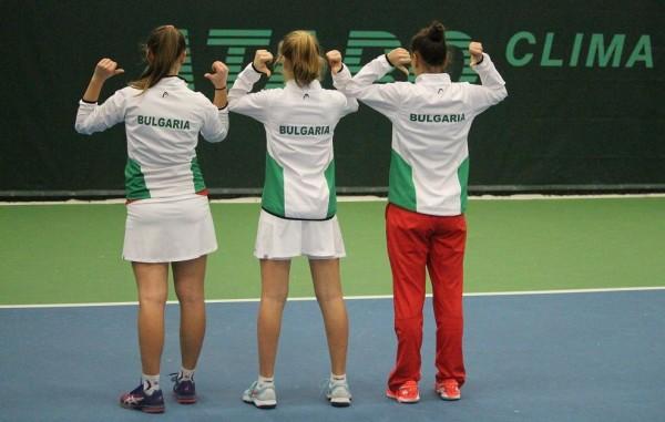 Снимка: България завърши шеста на Европейската зимна купа