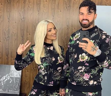 Благо Георгиев и годеницата му Златка Райкова вдигат сватба още