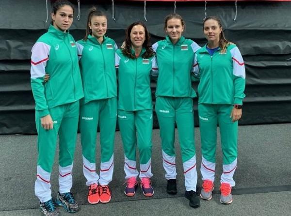 Снимка: Страхотна победа на България!