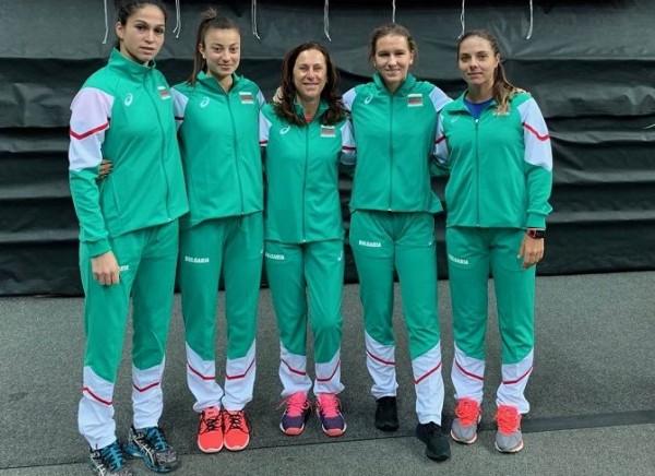 Снимка: България отстъпи на Украйна с 1:2 за