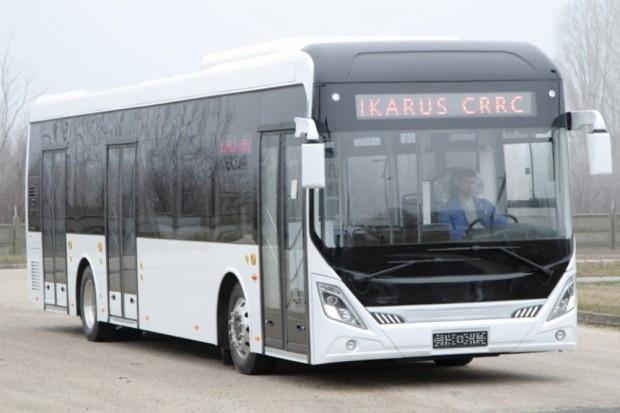 В унгарския град Секешфехервар бяха представени нови електрически автобуси CityPioneer